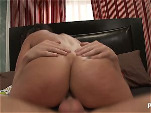 huge-titted Charley chase spraying screw session