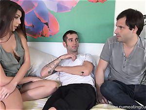 Olivia Lua smashes Her husbands junior step-brother