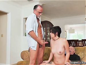 Tricky elder tutor More 200 years of schlong for this mind-blowing brunette!