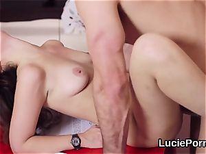 new-cummer lezzie beauties get their open up vulvas ate and humped
