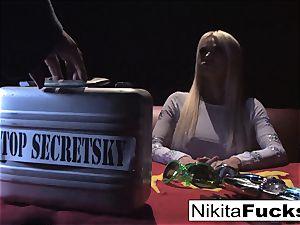 Russian Kosmonaut Nikita
