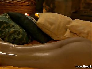 Learn Some new Tantra orgy technics From Exotic India