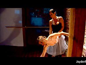 beautiful ballet lessons w Jayden Jaymes