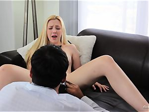 Samantha Rone is dynamite at her casting