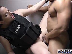 ebony police gang-fuck Purse Snatcher Learns A Lesassociate s son