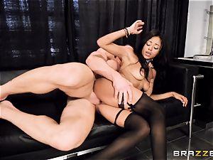 gorgeous babe Anya Ivy banged sack deep on her date