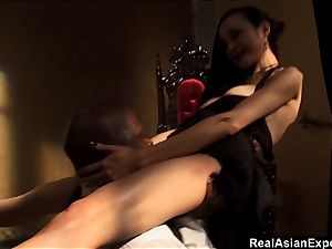 RealAsianExposed - chinese witch shares a bizarre fantasy