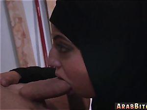 Muslim instructor first-ever time weenie cravings!
