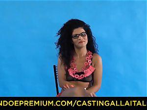 casting ALLA ITALIANA - Romanian nympho caboose boinked